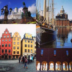 Весенний круиз по странам Скандинавии